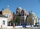 Великокняжеский храм, улица Мира, дом 115 на фото Ельца