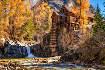 Crystal Mill, Gunnison, United States