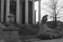 Rodin's Thinker, Louisville, United States