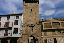 Torre del Chapitel, Olite, Spain