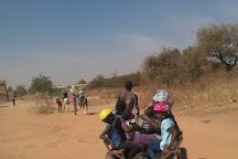 Cheval Mandingue, Ouagadougou, Burkina Faso