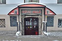 Ezitis Migla, Riga, Latvia