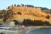 Plage de la Grande Mer, Cassis, France