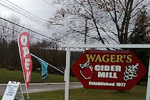Wagers Cider Mill, Penn Yan, United States