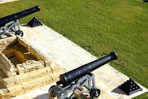 Saluting Battery, Valletta, Malta