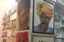 Locky Art School & Art Gallery, Udaipur, India