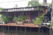Khlong Bang Luang Floating Market, Bangkok, Thailand