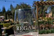 Regale Winery & Vineyards, Los Gatos, United States