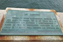 Monumento a Los Raqueros, Santander, Spain
