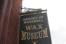 American Baseball Experience/ Heroes of Baseball Wax Museum, Cooperstown, United States