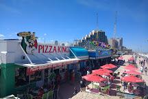 Daytona Beach Boardwalk and Pier, Daytona Beach, United States