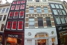 Papeneiland, Amsterdam, The Netherlands