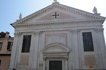 Monumento a Paolo Sarpi, Venice, Italy