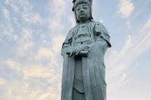 Takasakibyakue Daikannon, Takasaki, Japan