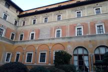 Palazzo Dei Penitenzieri (Palazzo Della Rovere), Rome, Italy