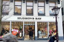Hudson's Bay Amsterdam Department Store, Amsterdam, The Netherlands