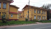 Художник, улица Белинского на фото Томска