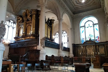 St. Sepulchre Without Newgate Church, London, United Kingdom