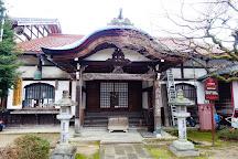 Hida Kokubun-ji Temple, Takayama, Japan
