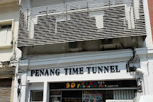 Penang Tunnel Museum, George Town, Malaysia