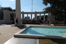 John F. Kennedy Memorial Plaza, Dallas, United States