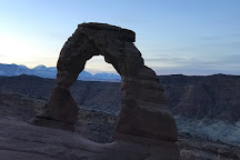 Lower Delicate Arch Viewpoint, Arches National Park, United States