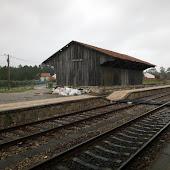 Железнодорожная станция  Martinganca Maceira