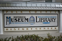 Polk County Historical Museum, Bartow, United States