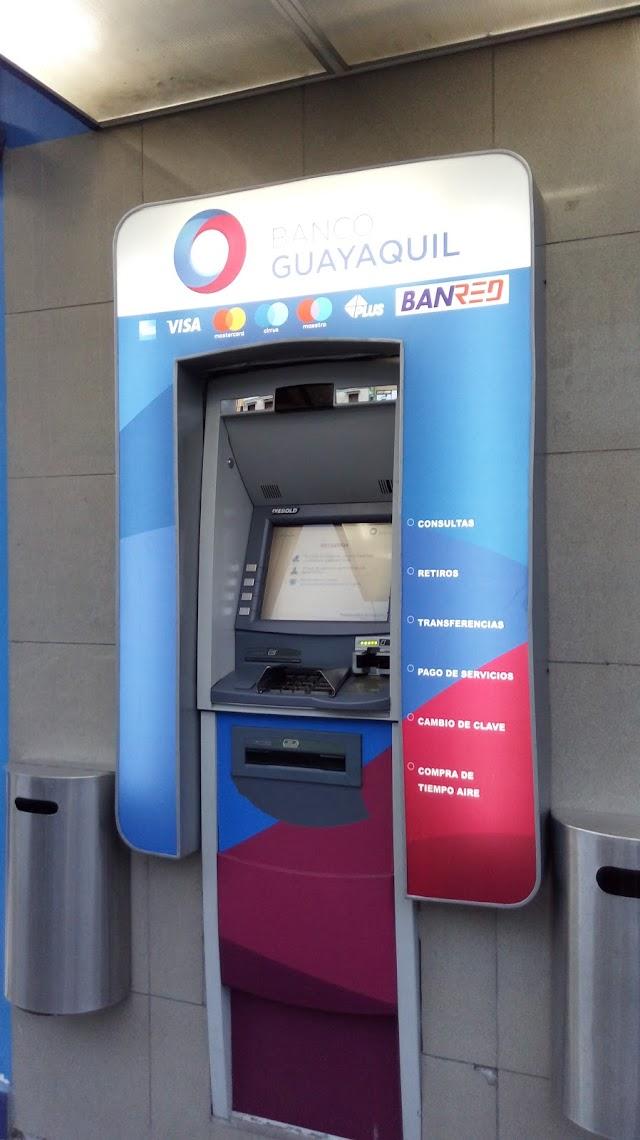 Cajero Banco de Guayaquil