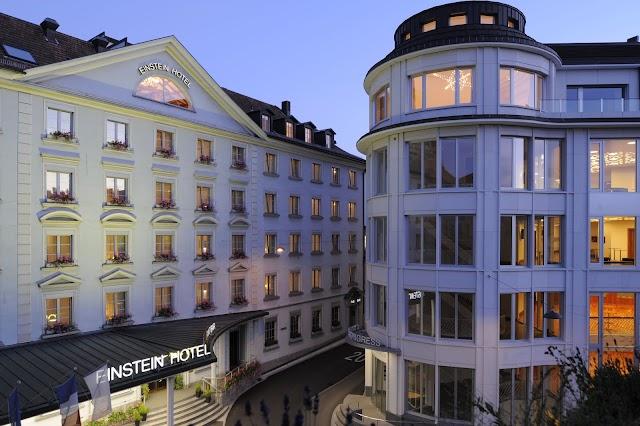 Einstein St.Gallen Hotel Congress Spa