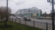 Омский Областной Музей Изобразительных искусств им. М.А. Врубеля, улица Ленина на фото Омска