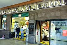 La Vaquita Negra Del Portal, Toluca, Mexico