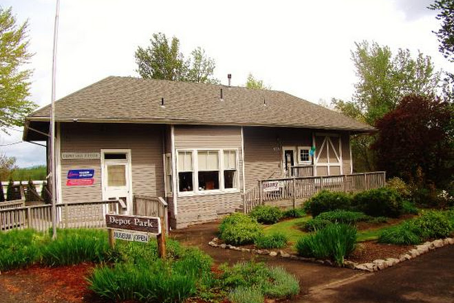The Depot Rail Museum, Troutdale, United States