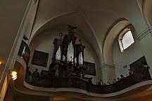 Kostel Svateho Benedikta, Prague, Czech Republic