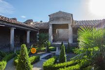 Casa degli Amorini Dorati, Pompeii, Italy
