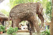 Baan Jang Nak - A Museum of Elephant Wood Carvings, San Kamphaeng, Thailand