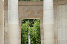 The Ploegsteert Memorial, Comines-Warneton, Belgium