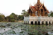 King Rama IX Park, Bangkok, Thailand