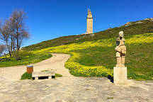 Tower of Hercules (Torre de Hercules), La Coruna, Spain