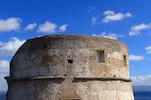 Torre del Lazzaretto, Alghero, Italy