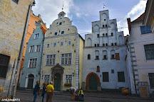 The Three Brothers, Riga, Latvia