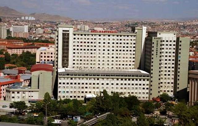Gazi Üniversitesi Tıp Fakültesi Hastanesi