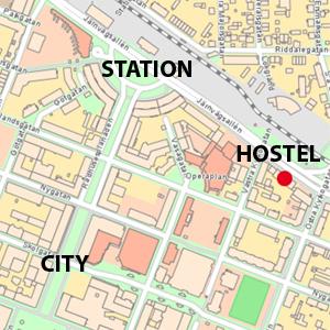 Norrland YMCA Hostel