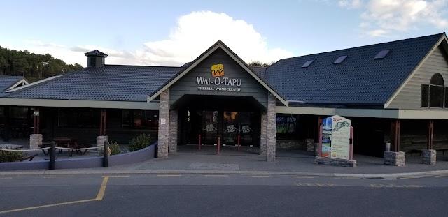 Wai-o-Tapu Welcome Centre