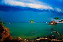 Benua Patra Beach, Balikpapan, Indonesia