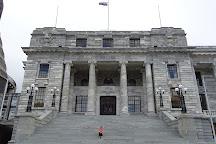 Wellington Museum, Wellington, New Zealand