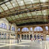 Train Station  Zürich HB