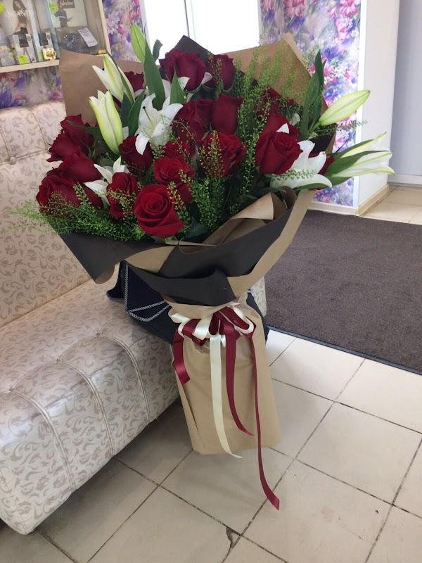 Доставка цветов в стерлитамаке на черноморской, самаре