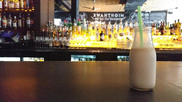 Nighthawk: Breakfast Bar