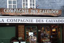 Compagnie des Calvados La Cave Honfleuraise, Honfleur, France